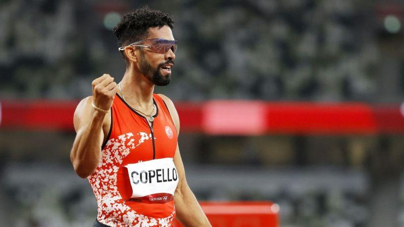 Milli atlet Yasmani Copello 6. oldu