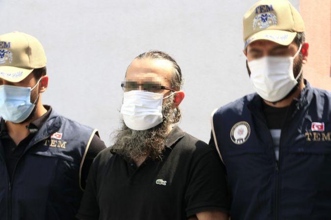Adana'da DEAŞ'lı eylem için talimat beklerken yakalandı