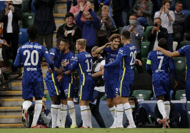 UEFA Süper Kupa Chelsea'nin | Spor Haber