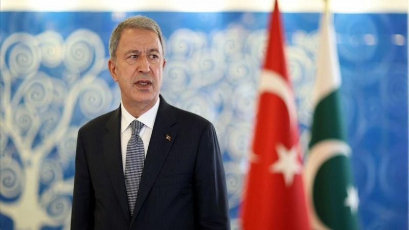 Milli Savunma Bakanı Akar'dan sınır güvenliği açıklaması