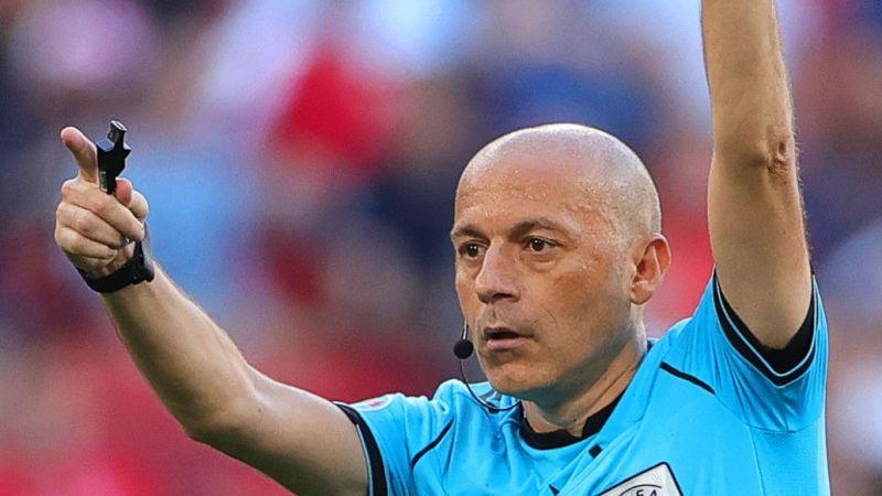 Cüneyt Çakır'ın yönettiği maçta Sheriff, Dinamo Zagreb'i farklı yendi | Son Dakika