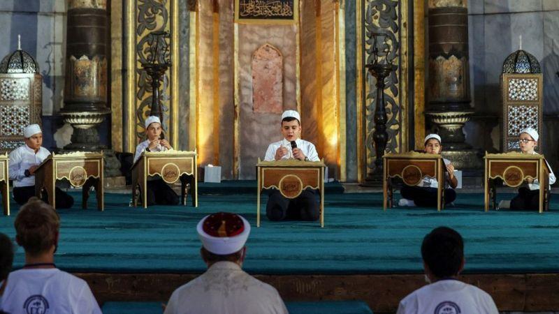 Diyanet İşleri Başkanı Erbaş, 2 milyona yakın öğrencinin Kur'an kursuna gittiğini açıkladı