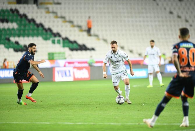 Süper Lig 2. hafta: Konyaspor: 2 - Başakşehir: 1 (Maç sonucu) | Spor Haber