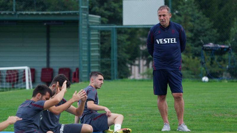 Trabzonspor, Roma maçının hazırlıklarına başladı | Son Dakika