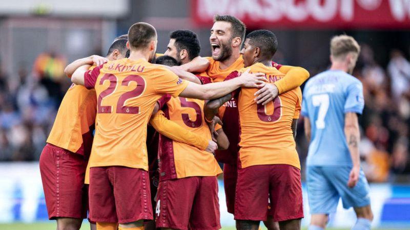 Galatasaray, Randers karşısında tur peşinde