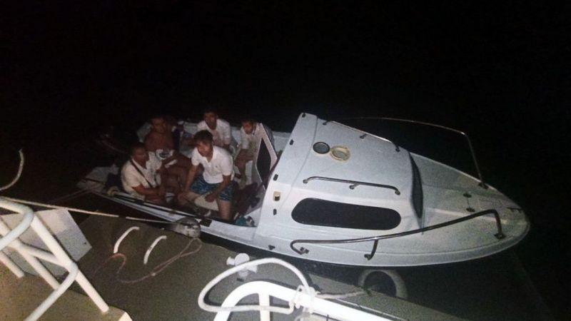 Bodrum'da tekneyle kaçarken yakalanan FETÖ'cüler tutuklandı  Son Dakika