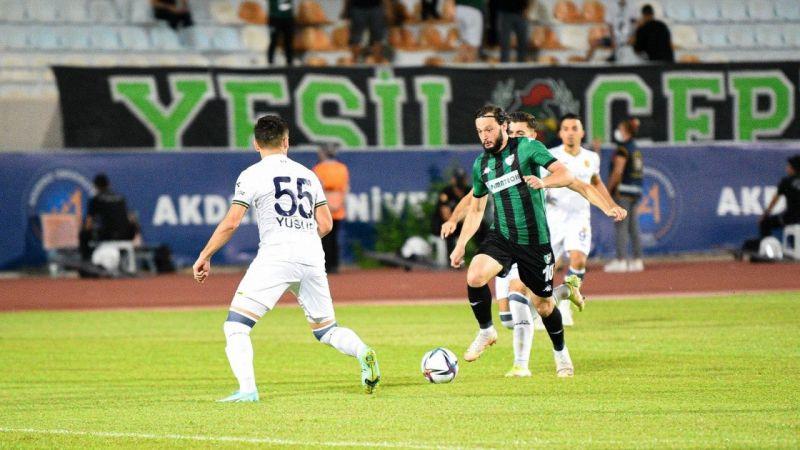 Denizlispor eli boş döndü  Spor Haber