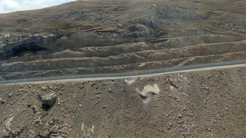İran sınırındaki duvar çalışmaları aralıksız devam ediyor | Son Dakika