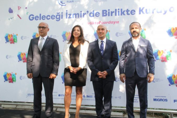 İzmir Enternasyonal Fuarı 90. kez kapılarını açıyor |Son Dakika