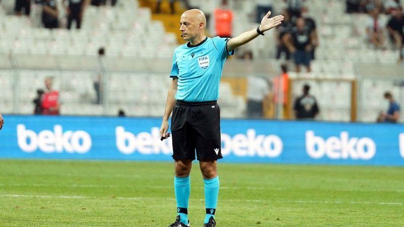 FIFA'dan Cüneyt Çakır'a görev Macaristan-İngiltere maçını yönetecek
