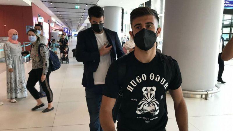 Fenerbahçe'nin yeni transferi Rossi, İstanbul'a geldi |Spor Haber