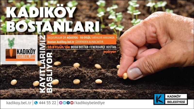İstanbul'un göbeğinde ekolojik tarım | Son Dakika