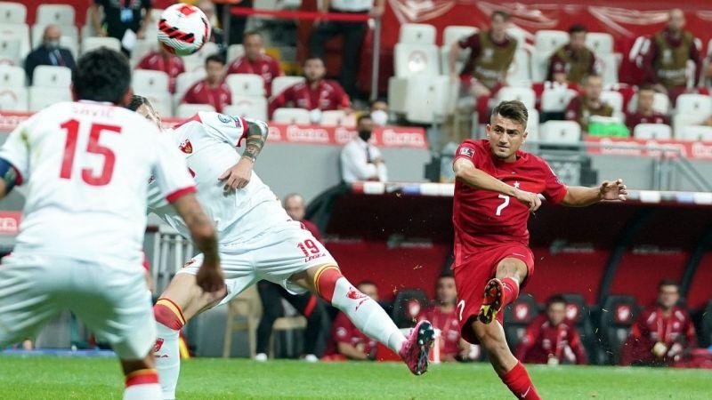 Cengiz Ünder milli formayla 10. golünü kaydetti | Spor Haber