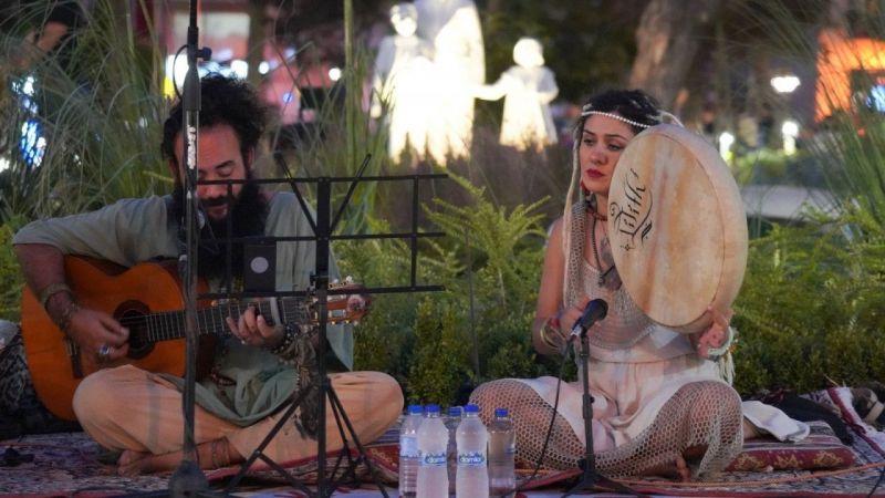 Sokak sanatçısı Pako Dağan, Bilecik'te mest etti  Son Dakika