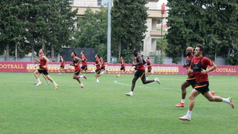 Galatasaray'da Marcao takımla çalışmalara başladı | Son Dakika