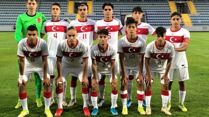 U17 Futbol Milli Takımı, Azerbaycan'ı 4-1 yendi   Spor Haber
