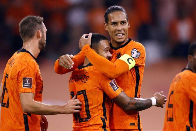 2022 FIFA Dünya Kupası Elemeleri: Hollanda: 6 - Türkiye: 1 | Spor Haber