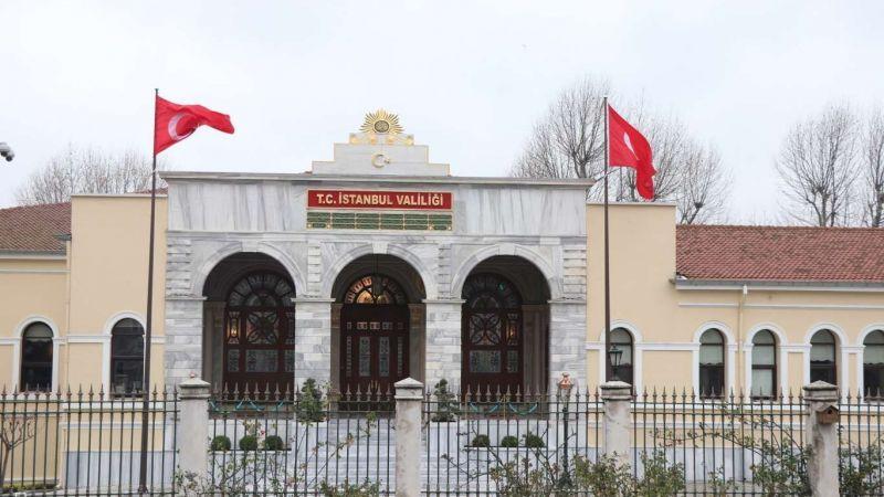 İstanbul Valiliği'nden tren kazasına ilişkin açıklama  Son Dakika