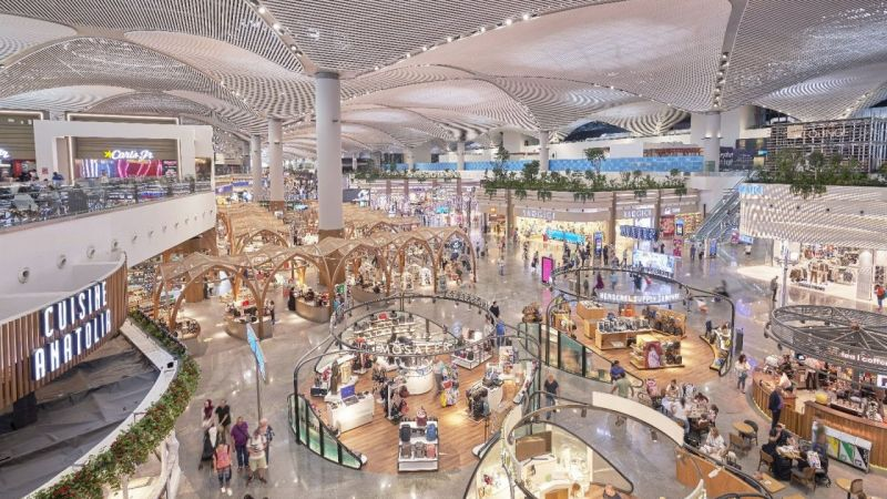 İstanbul Havalimanı, 'Dünyanın En İyi 10 Havalimanı' sıralamasında ikinci oldu  Son Dakika