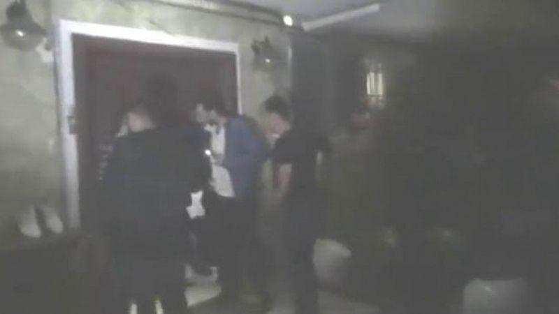 Beykoz'da evde kumar oynayan 24 kişiye baskın düzenlendi