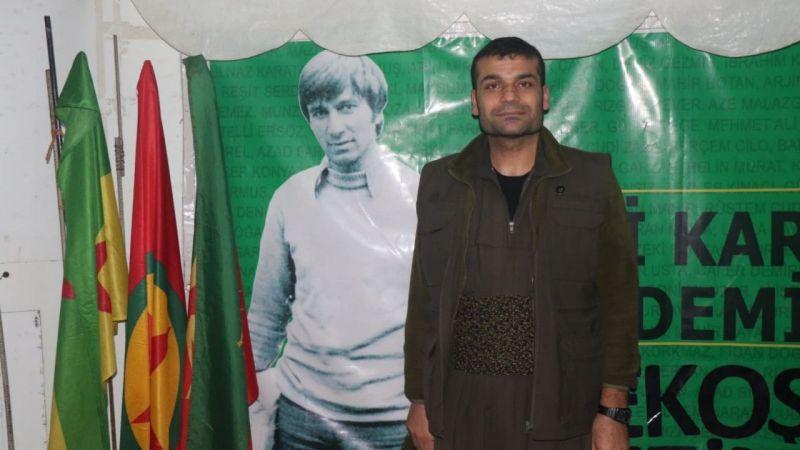 MİT ve TSK'dan terör örgütü PKK'ya nokta operasyon   Son Dakika