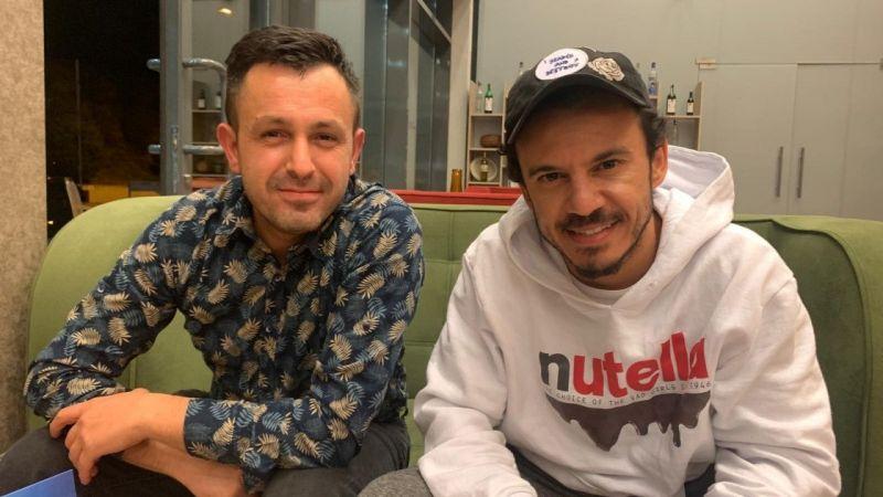 Buray, Avusturalyalı dostunu Çal'da buldu |Son Dakika