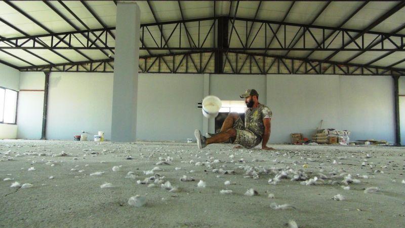 İnşaat işçisi Ali'nin kova sektirdiği videolar izlenme rekoru kırıyor | Son Dakika