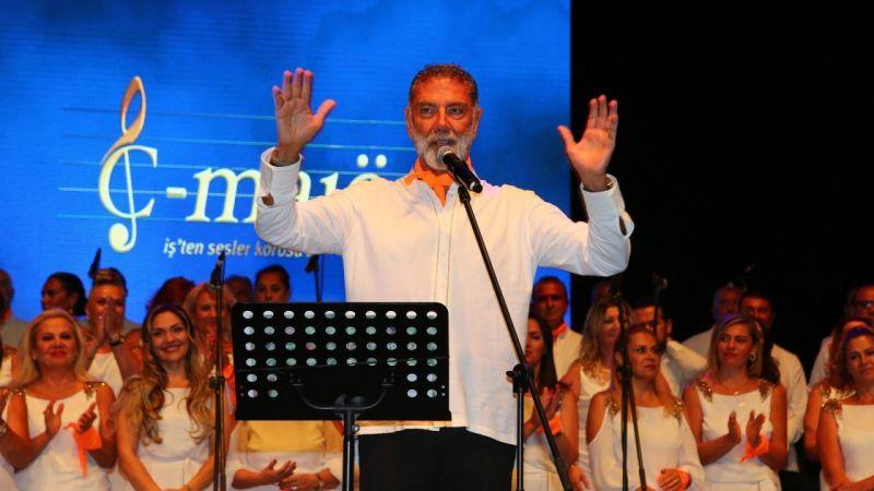 İş'ten Sesler Korosu, Bodrum'un yaralarını sarmak için muhteşem bir konser verdi   Son Dakika