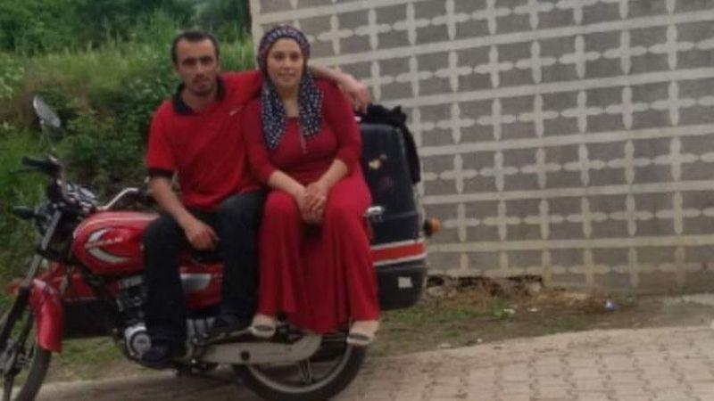 Kayıp olarak aranan eşini boğarak öldürdüğü ortaya çıktı  Son Dakika