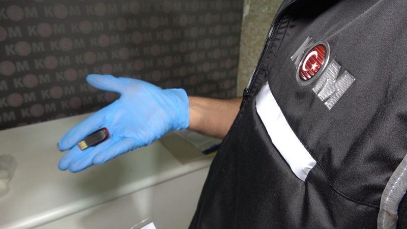 Ehliyet sınavında maskesine kamera kulağına böcek yerleştirmişti, gerçek ortaya çıktı