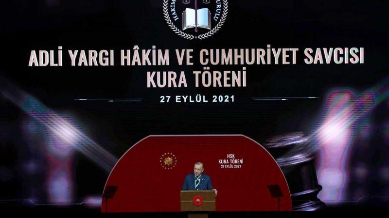 """Cumhurbaşkanı Erdoğan: """"Yakında her ilde sulh komisyonlarını devreye alıyoruz"""" dedi"""
