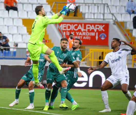 Süper Lig: Kasımpaşa: 2 - İH Konyaspor: 2