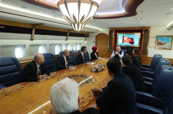 Cumhurbaşkanı Erdoğan, Soçi görüşmesini değerlendirmesi
