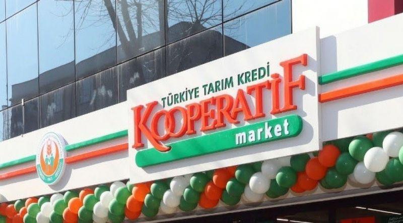 Tarım Kredi Kooperatif marketleri, 4 yılda 500 şube hedefine ulaşamadı 159'da kaldı | Son Dakika