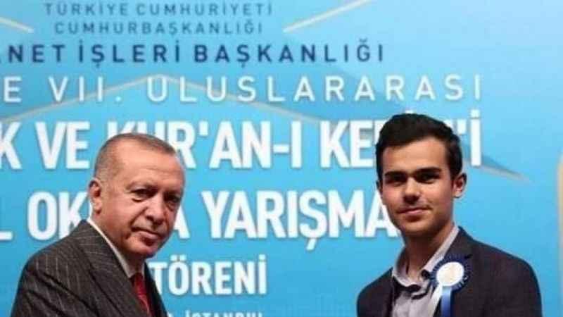 Erzurum'dan Dünya Birincisi..!