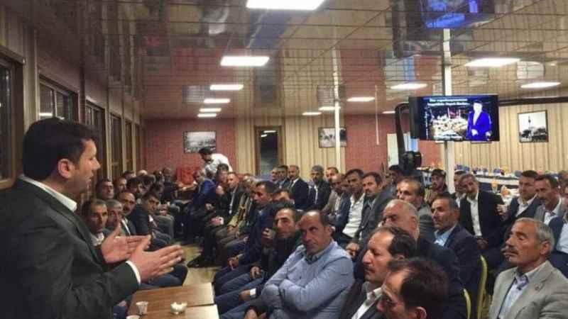 """Başkan Yaşar'dan """"vefa"""" iftarı.."""