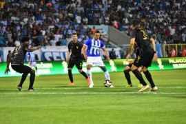 TFF 1. Lig: BB Erzurumspor: 2 - İstanbulspor: 2