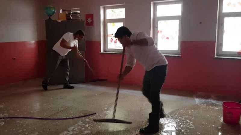 Erzurum Uzundere Sel Felaketi