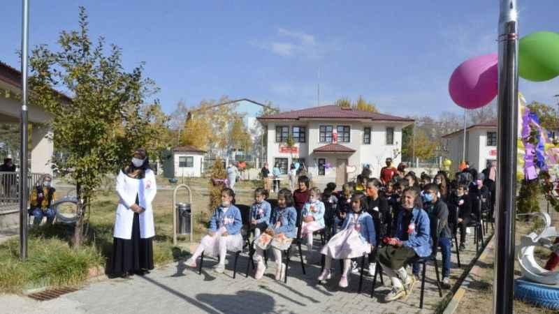 Nene Hatun Çocuk Evleri Sitesinde Mevlid-i Nebi haftası etkinliği