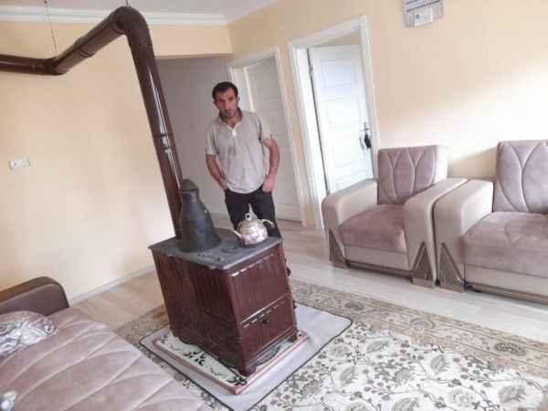 Erzurum'lu gurbetçilerden sılaya uzanan yardım eli