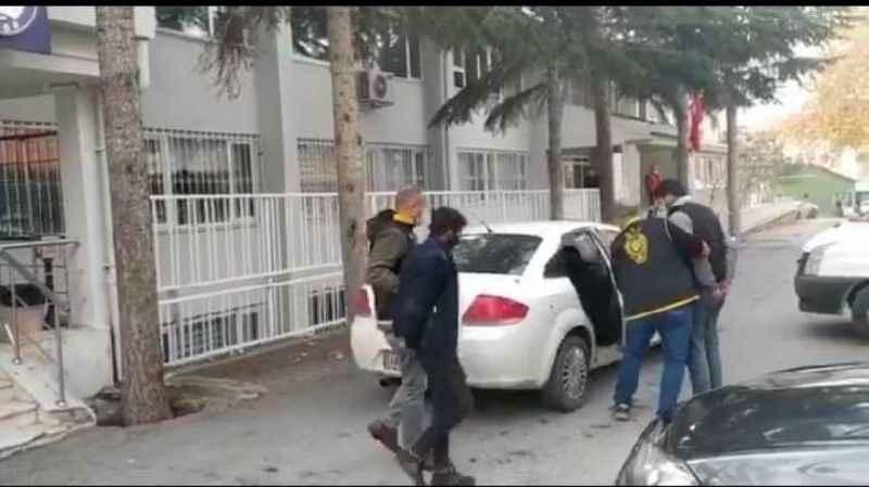Malatya'da otodan hırsızlığa 2 tutuklama!