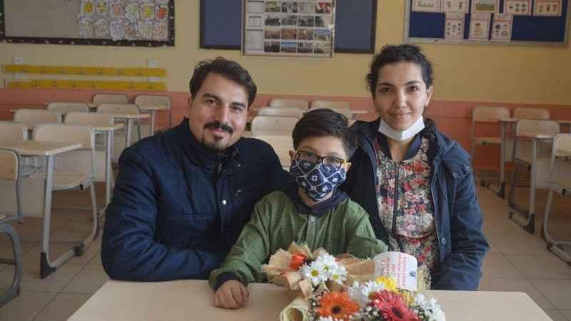 Dünya matematik şampiyonu Hakkari'den çıktı!..