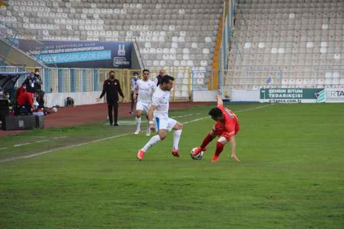 Erzurumspor Malatyaspor'u kendi evinde yenerek 3 puanın sahibi oldu