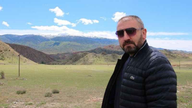 Erzurum'a Mayıs ayında kar sürprizi!
