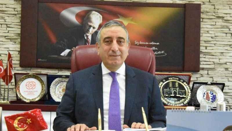 Başsavcı Bingül Erzurum'da görev yapmak benim için onurdu!