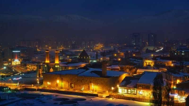 Erzurum cami sayısında 15'inci sırada!