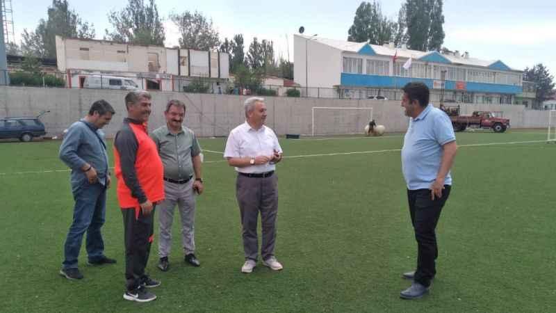 3 Temmuz Stadı'nda yenileme çalışmaları başladı