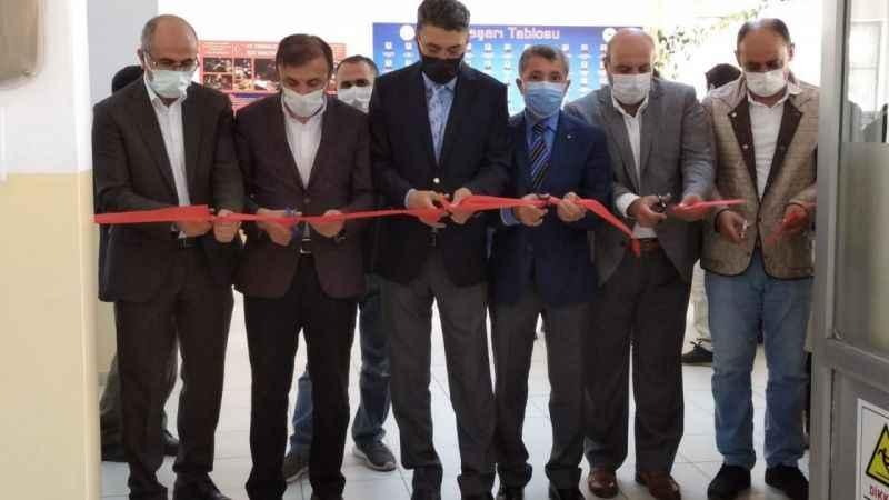 Kazım Karabekir İmam Hatip Ortaokulunda Bilim Fuarı açıldı - Erzurum Haber