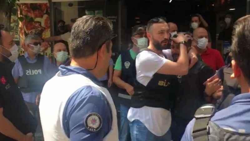 HDP binasına saldırı ile ilgili açıklama