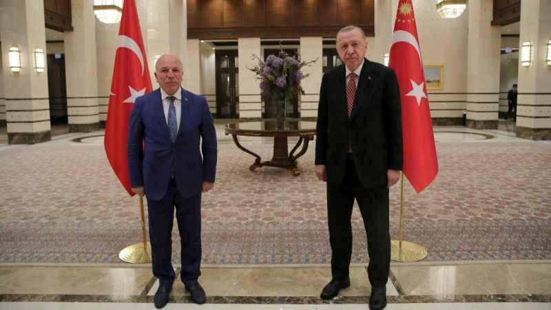 Cumhurbaşkanı Erdoğan'dan dadaşlara selam